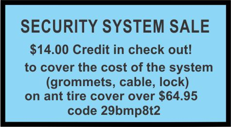 security system sale banner